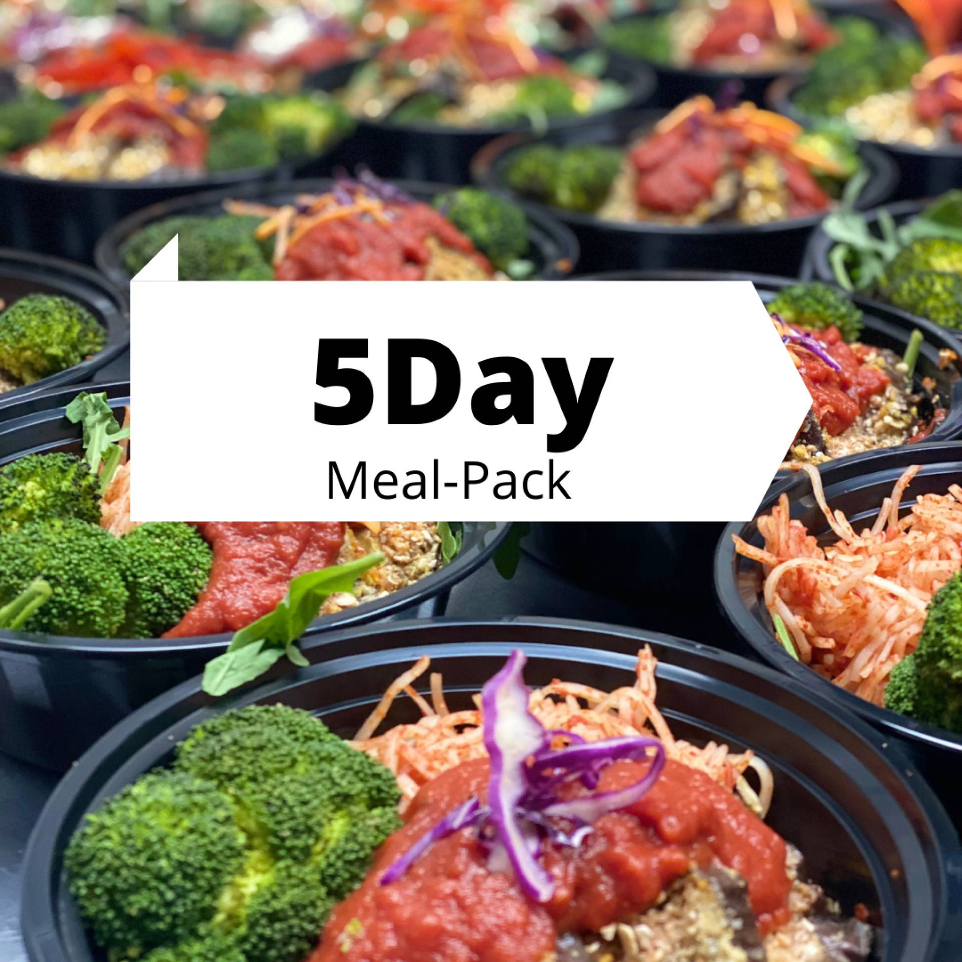 5Day - Meal Pack