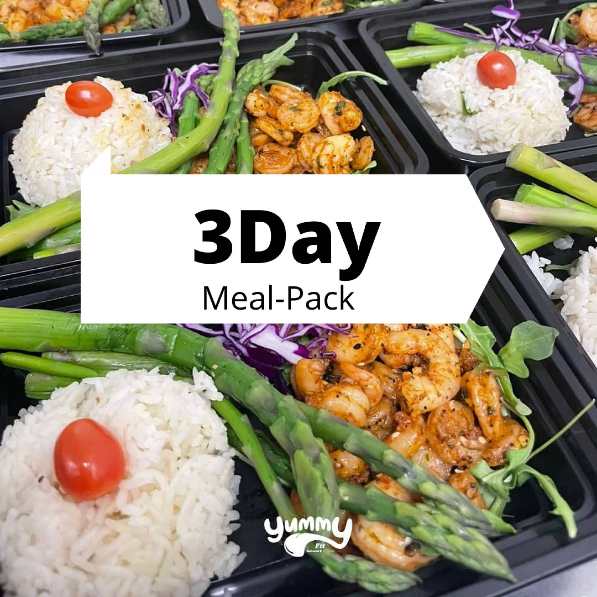 3Day - Meal Pack